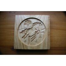 Mézeskalács ütőfa        (Ugró Ló)