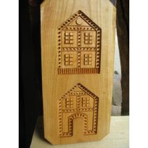 Mézeskalács ütőfa (Házikó)