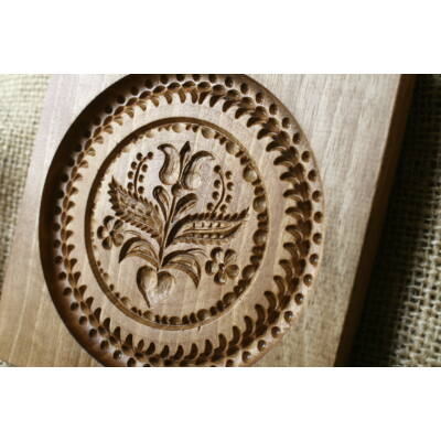 Mézeskalács ütőfa (Virágos 11)