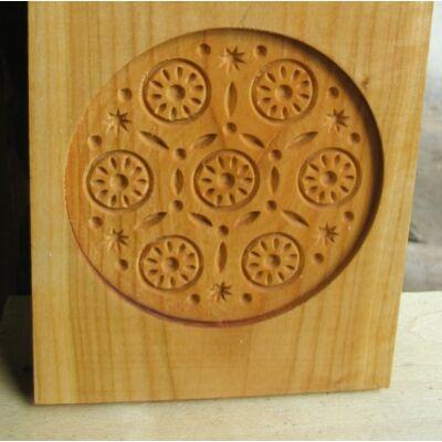 Mézeskalács ütőfa (Geometrikus)