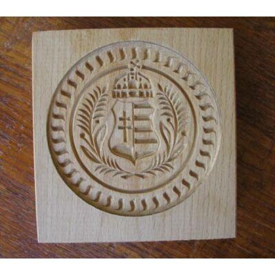 Mézeskalács ütőfa (Címer)